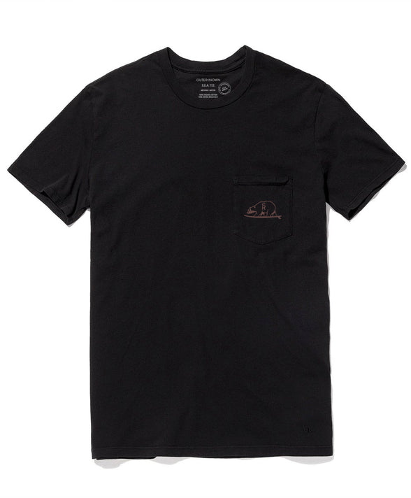 Surf Ranch Pocket Graphic Tee