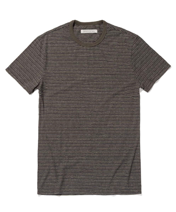 Hemp Stripe Tee