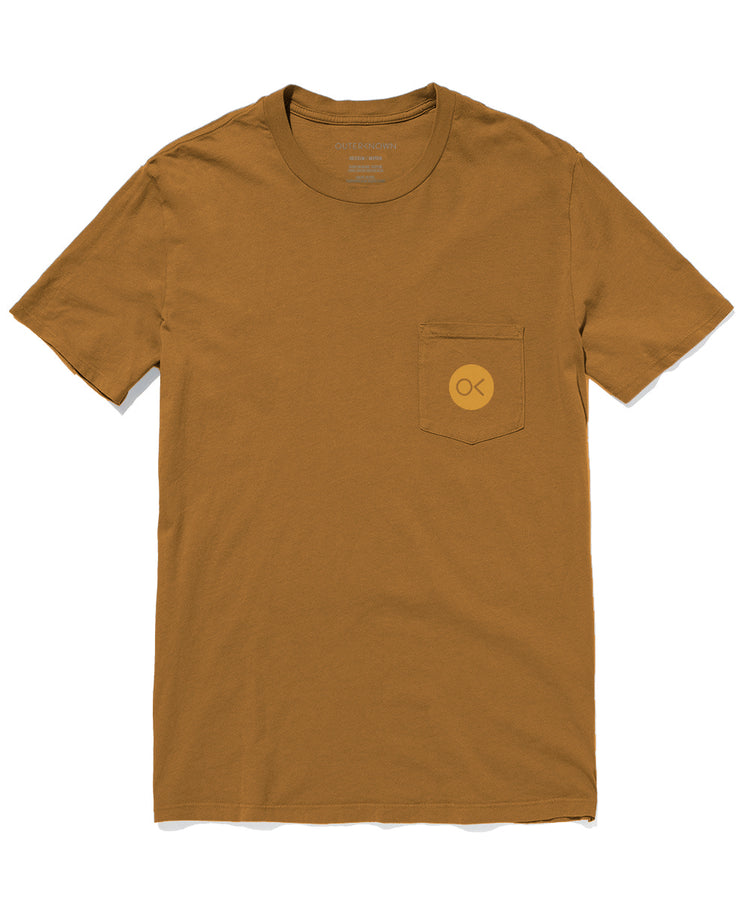 Spotlight OK Pocket Tee - FINAL SALE