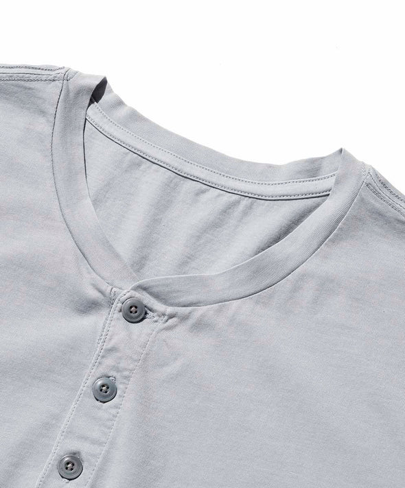 Sojourn S/S Henley - Final Sale