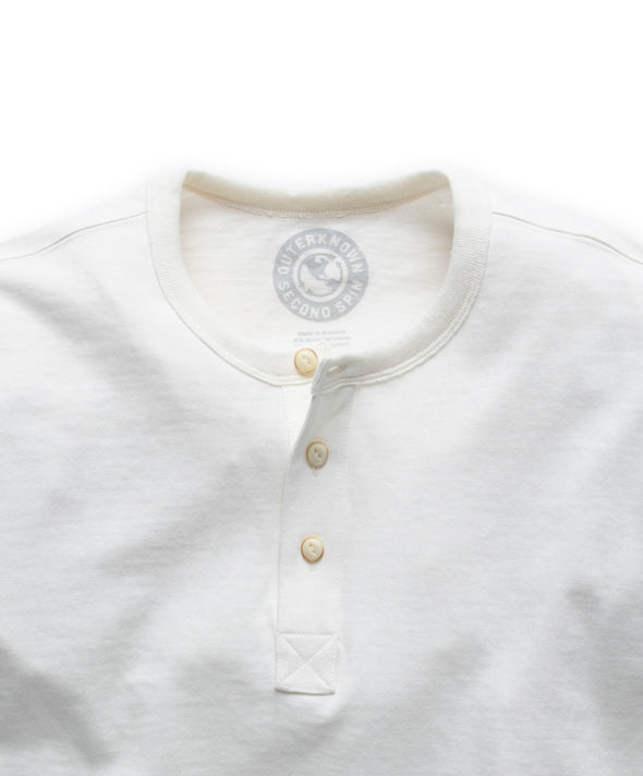 Second Spin Henley
