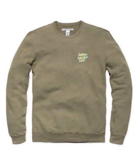 Surfing Hollow Days Sweatshirt