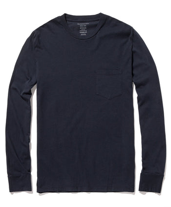 Latitude L/S Pocket Tee