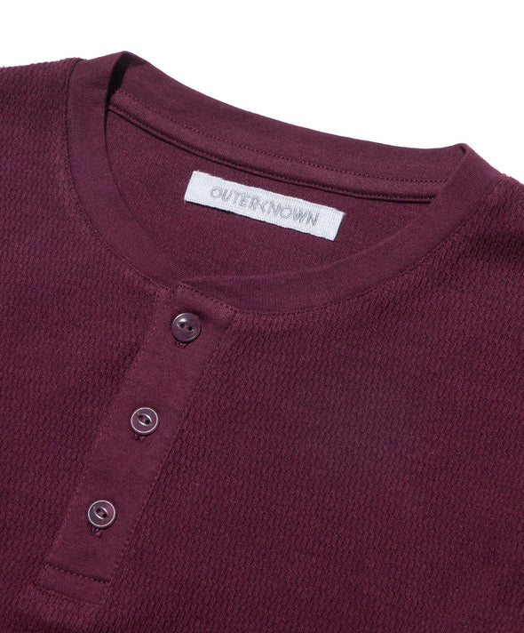 Drift Thermal Henley - Final Sale