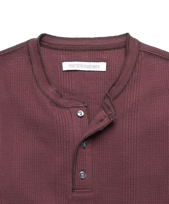Arroyo Thermal Henley - Final Sale