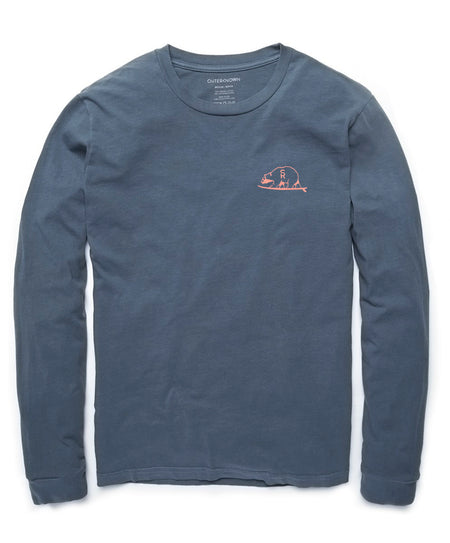 Surf Ranch L/S Lemoore Tee