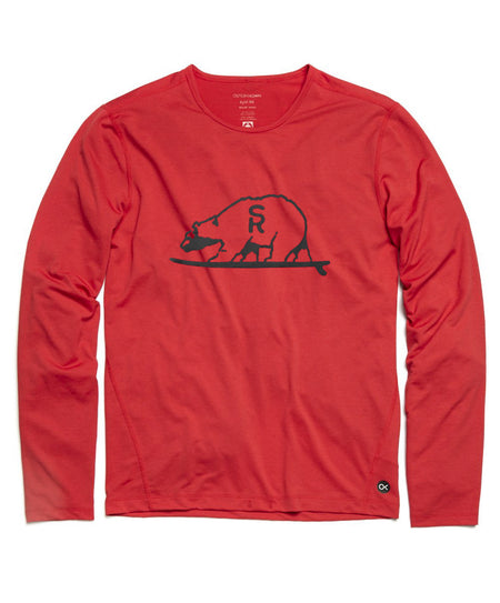 Surf Ranch H2OK UPF 30+ L/S