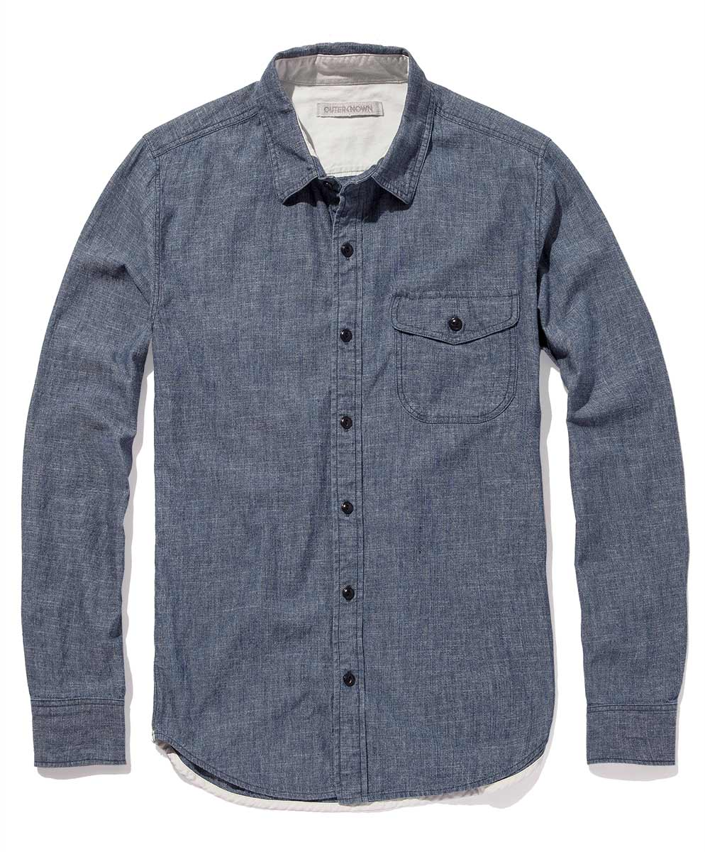 63bfefaeae Tavern Chambray Shirt