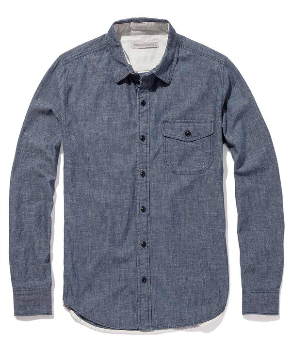 Tavern Chambray Shirt