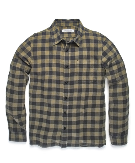 Transitional Flannel Shirt - Final Sale