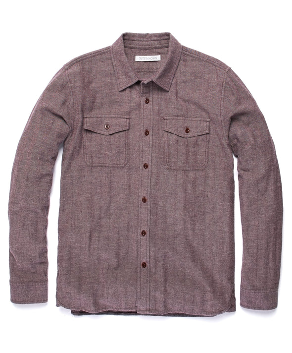 Transitional Flannel 2-Pocket - Final Sale