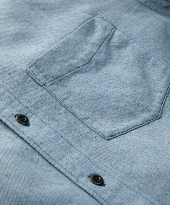 The New Denim Project Chambray Shirt