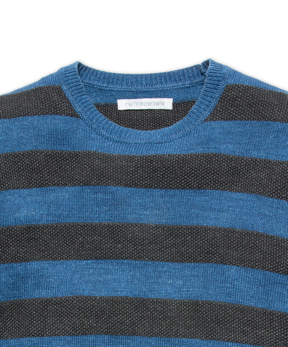 Water-Less Stripe Sweater - Final Sale