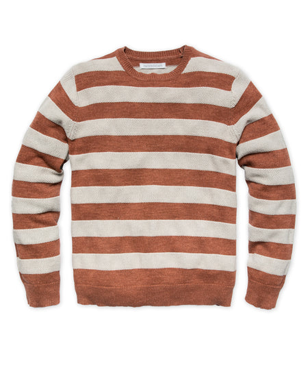 Water-Less Stripe Sweater