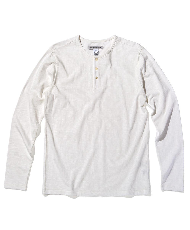 Canyon L/S Henley - Final Sale