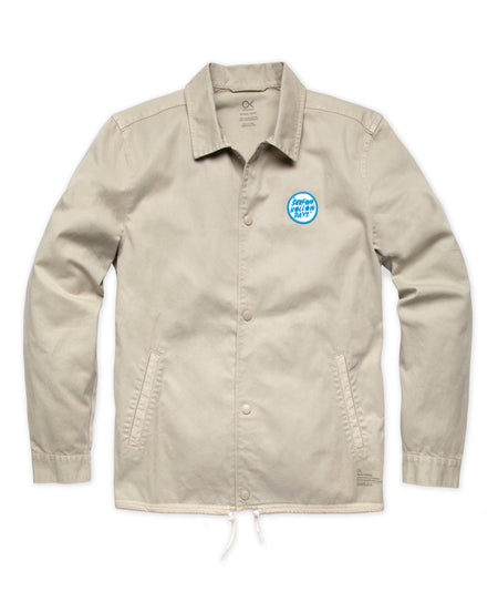 Surfing Hollow Days Coach's Jacket