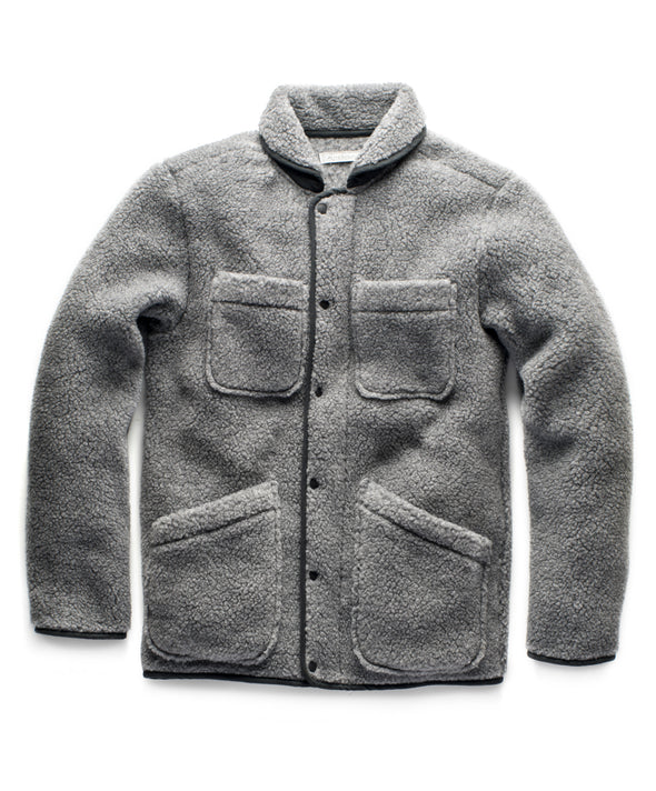 Arcana Sherpa Jacket - Final Sale