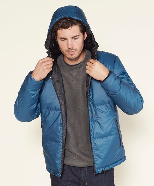 Outerknown Hooded Puffer