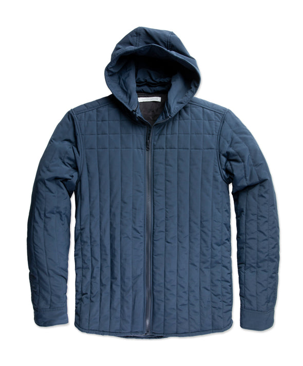 Evolution Hooded Jacket