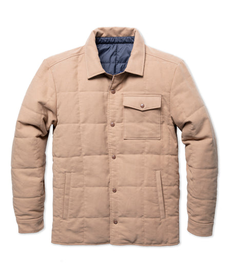 Lost Coast Moleskin Puffer - Final Sale