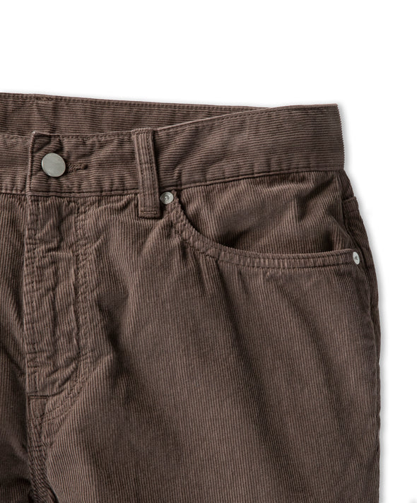Townes 5-Pocket Cord Pants
