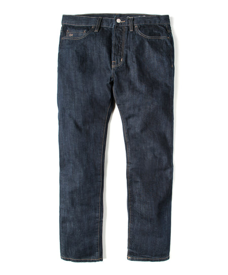 S.E.A. Jeans Straight Fit: Selvedge
