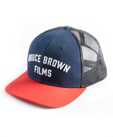 Bruce Brown Films OG Trucker