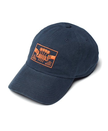 Four Palms Dad Hat