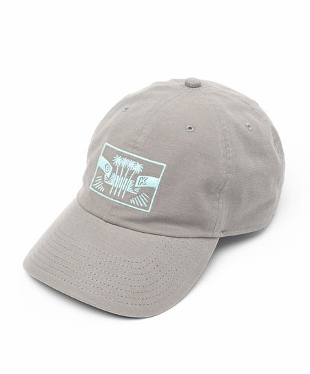 Four Palms Dad Hat - Final Sale