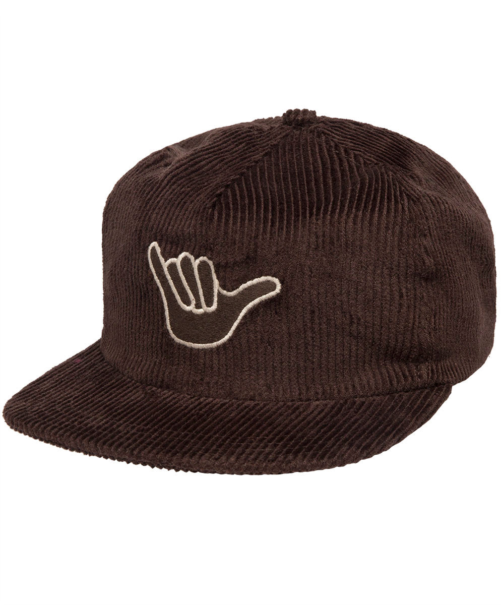 252dc10b Shaka 5-Panel Cord Hat | Men's Hats | Outerknown