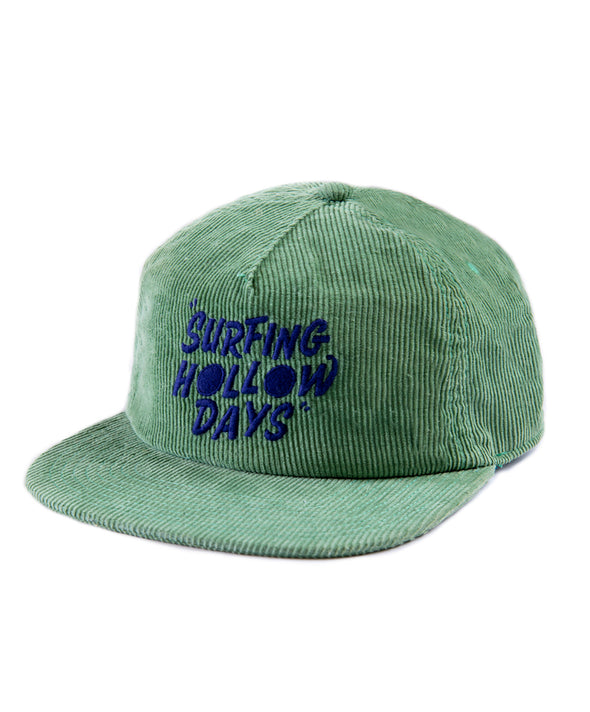 Surfing Hollow Days Cord 5-Panel Hat
