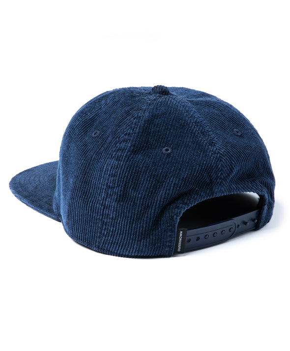 Slippery When Wet Cord 5-Panel Hat