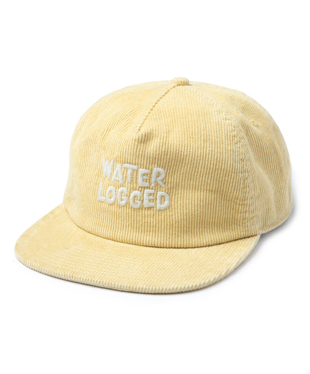 Water Logged Cord 5-Panel Hat