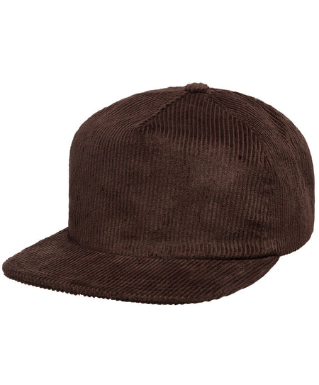 Essential 5-Panel Cord Hat - Final Sale
