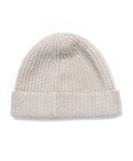 Reimagine Cashmere Beanie - Final Sale