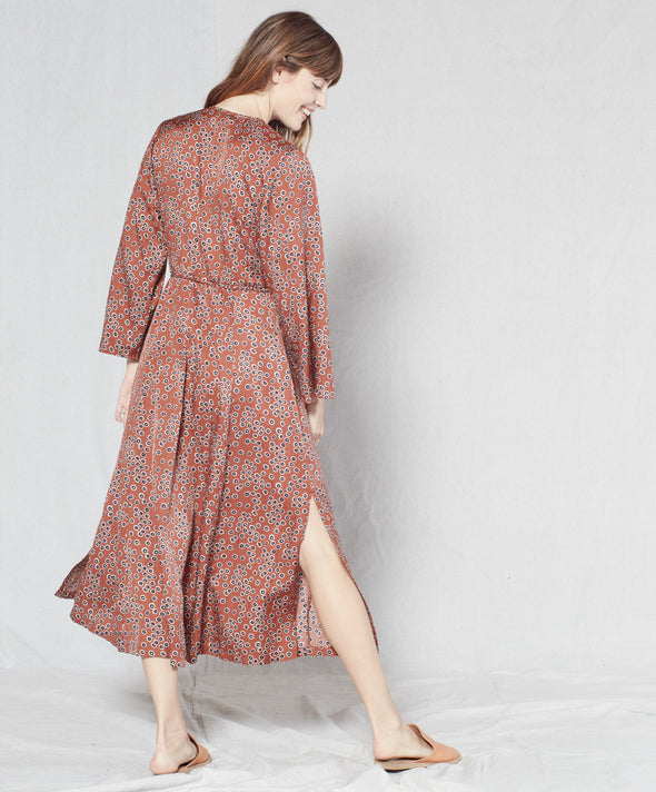 Rhiannon Wrap Dress
