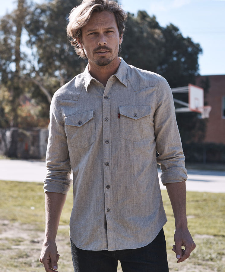 Levi's Wellthread Western - FINAL SALE