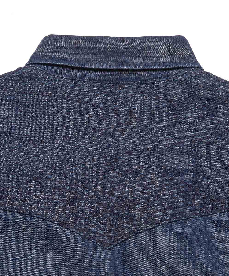 Levi's® Wellthread™ Western Stitched Yoke