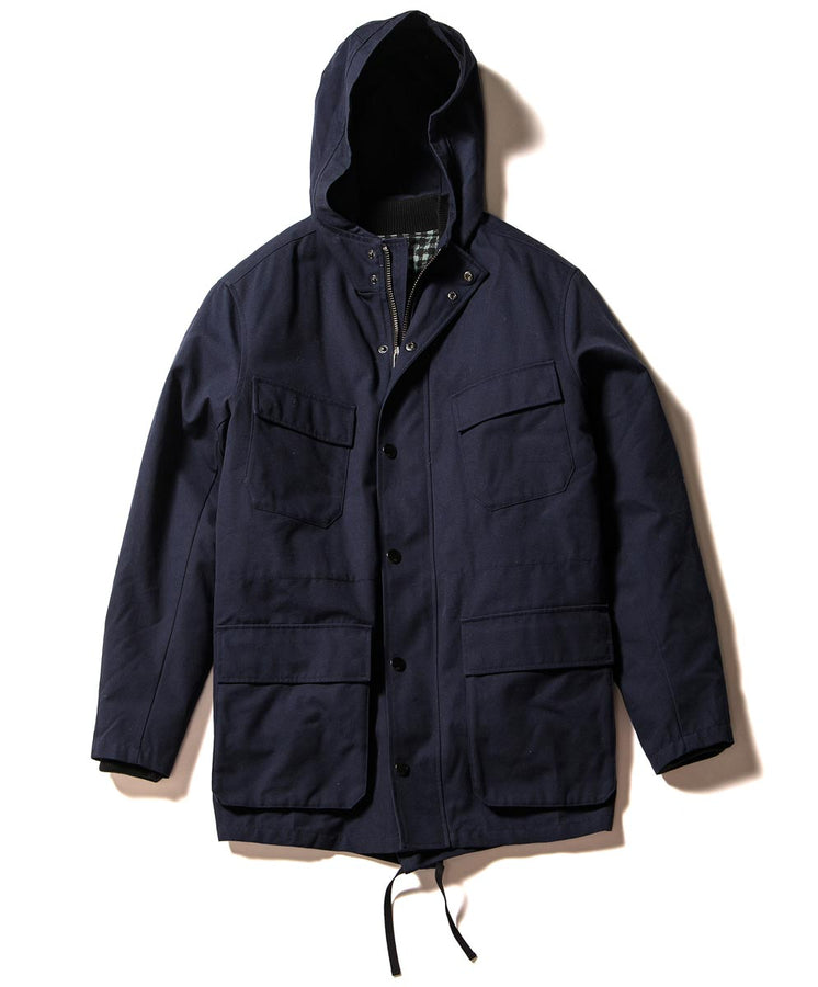 Northern 3-in-1 Coat flat