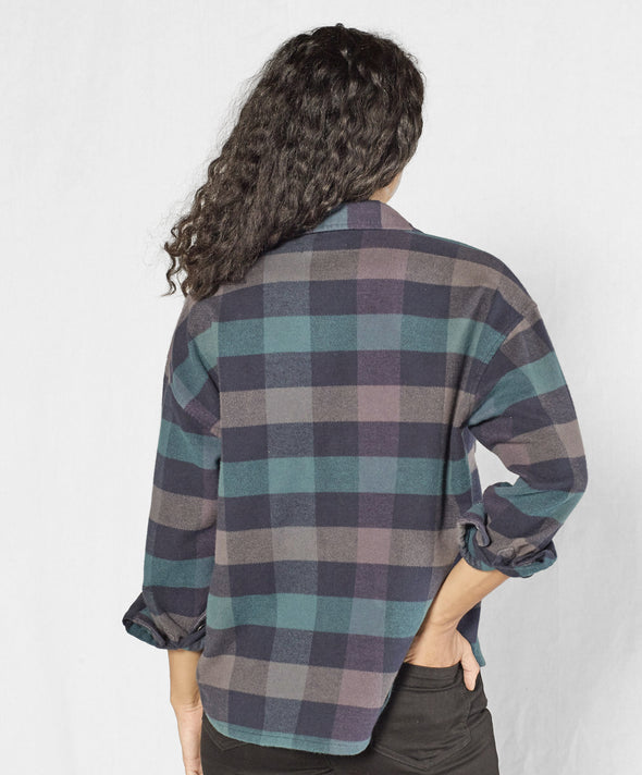 Sierra Flannel Shirt - Final Sale
