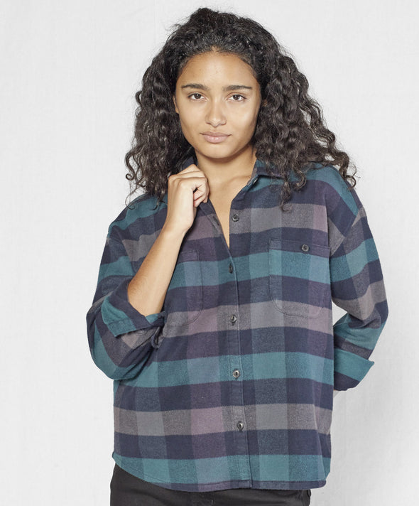 Sierra Flannel Shirt