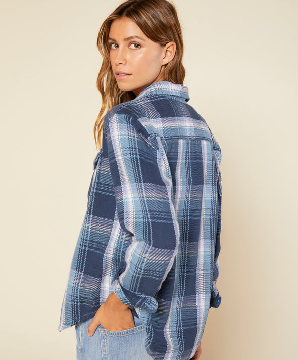 Women's Blanket Shirt