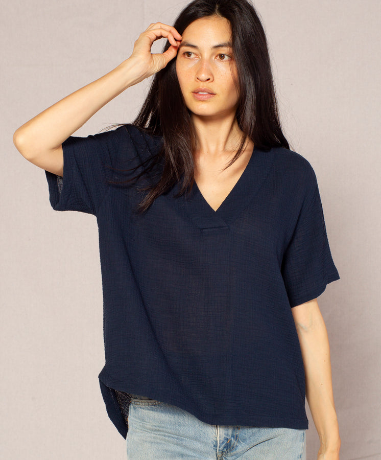 Costa V-Neck Top