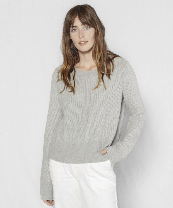 Reimagine Cashmere Crew - Final Sale