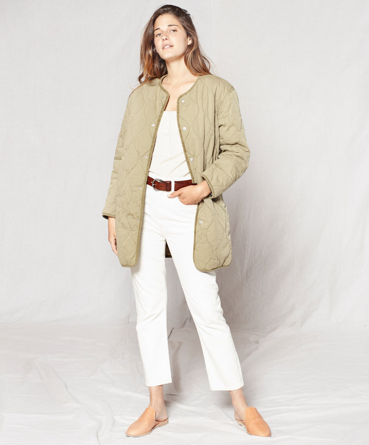 Northward Quilted Jacket