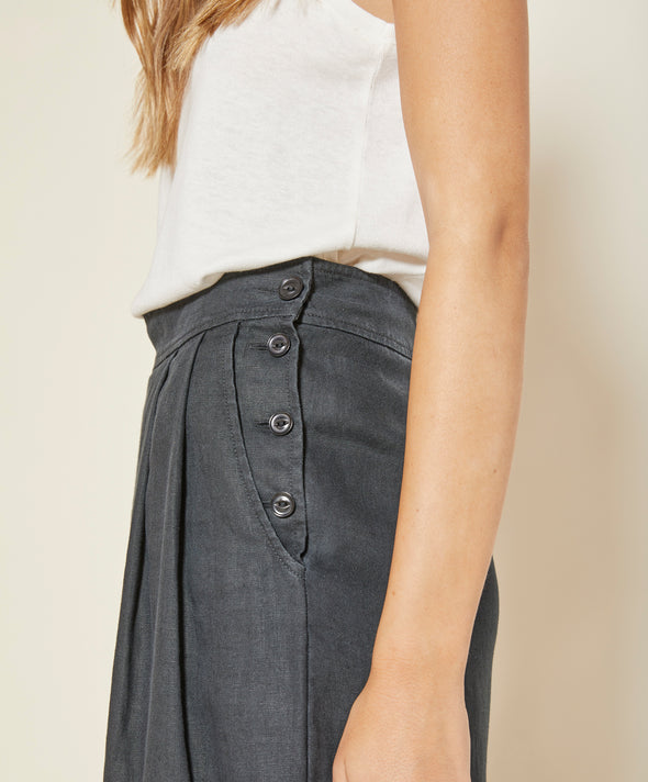 Eclipse Pleated Pants