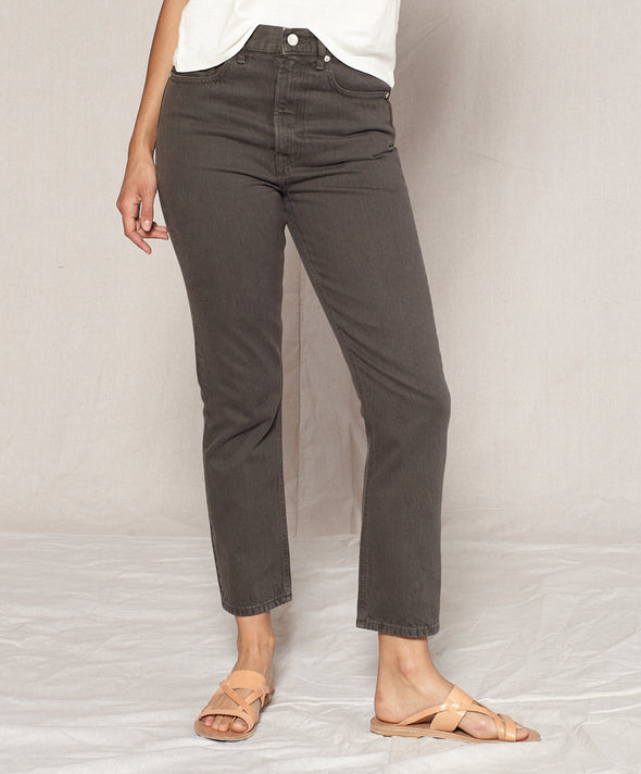 Dune High Rise Slim Fit Jeans