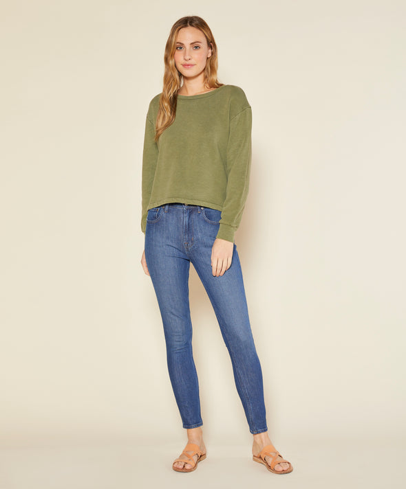 Strand High Rise Skinny Jeans - Final Sale