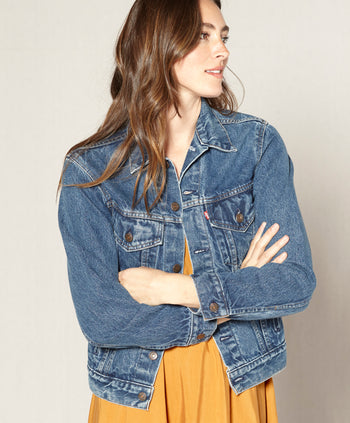 Levi's® Authorized Vintage Trucker Type III