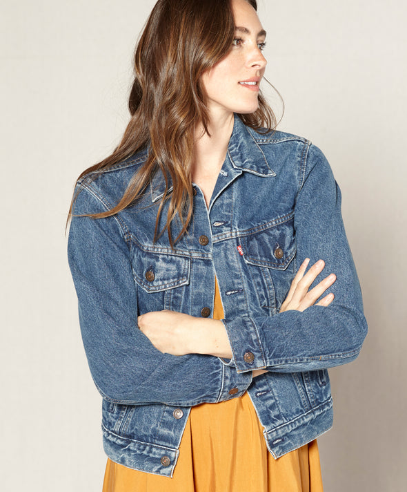 Levi's Authorized Vintage Trucker Type III - Final Sale